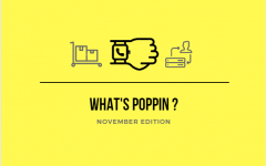 What's Poppin'?: November Edition