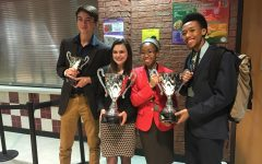 The Sequoyah speech and debate team take on the state tournament