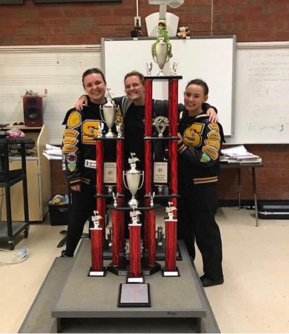 Sequoyah's Speech and Debate team wins big in September and October