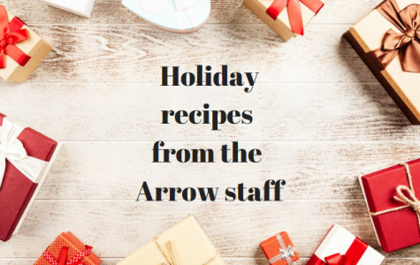 Holiday recipes from the Arrow staff