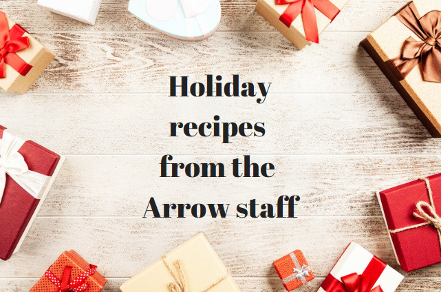 Holiday+recipes+from+the+Arrow+staff