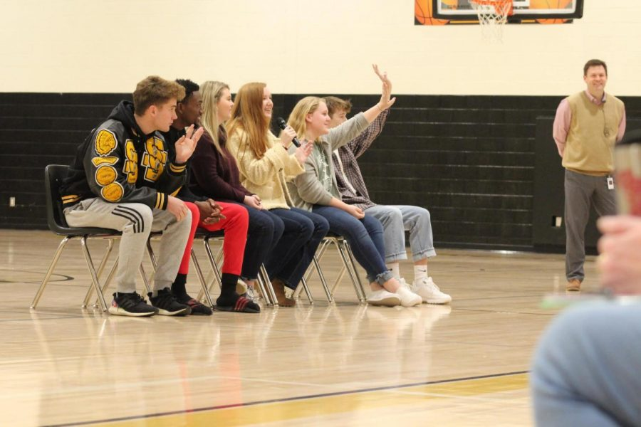 Upperclassmen give advice to Class of 2023