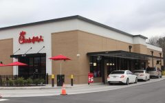 New Chick-Fil-A opens its doors