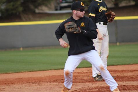 Sequoyah baseball players slide into the new season