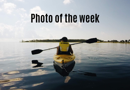Photo of the week: outdoors