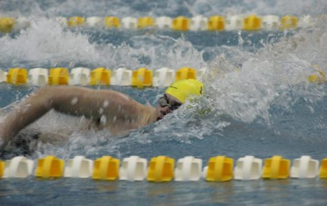 Sequoyah swimmers hit the finish line