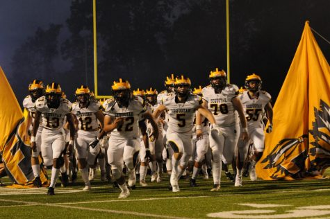 Chiefs shut out the Knights for the fourth year in a row