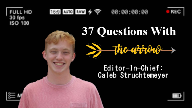 37+Questions+with+The+Arrow