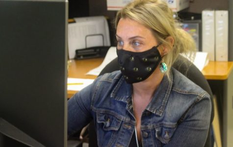 Nurse Erin Krantz researches new COVID-19 data released by the CDC. She affirms that wearing a mask in public is a viable strategy to lessen your chances of spreading COVID-19.