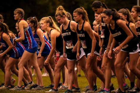 Cross-country state qualifiers race for the champion title